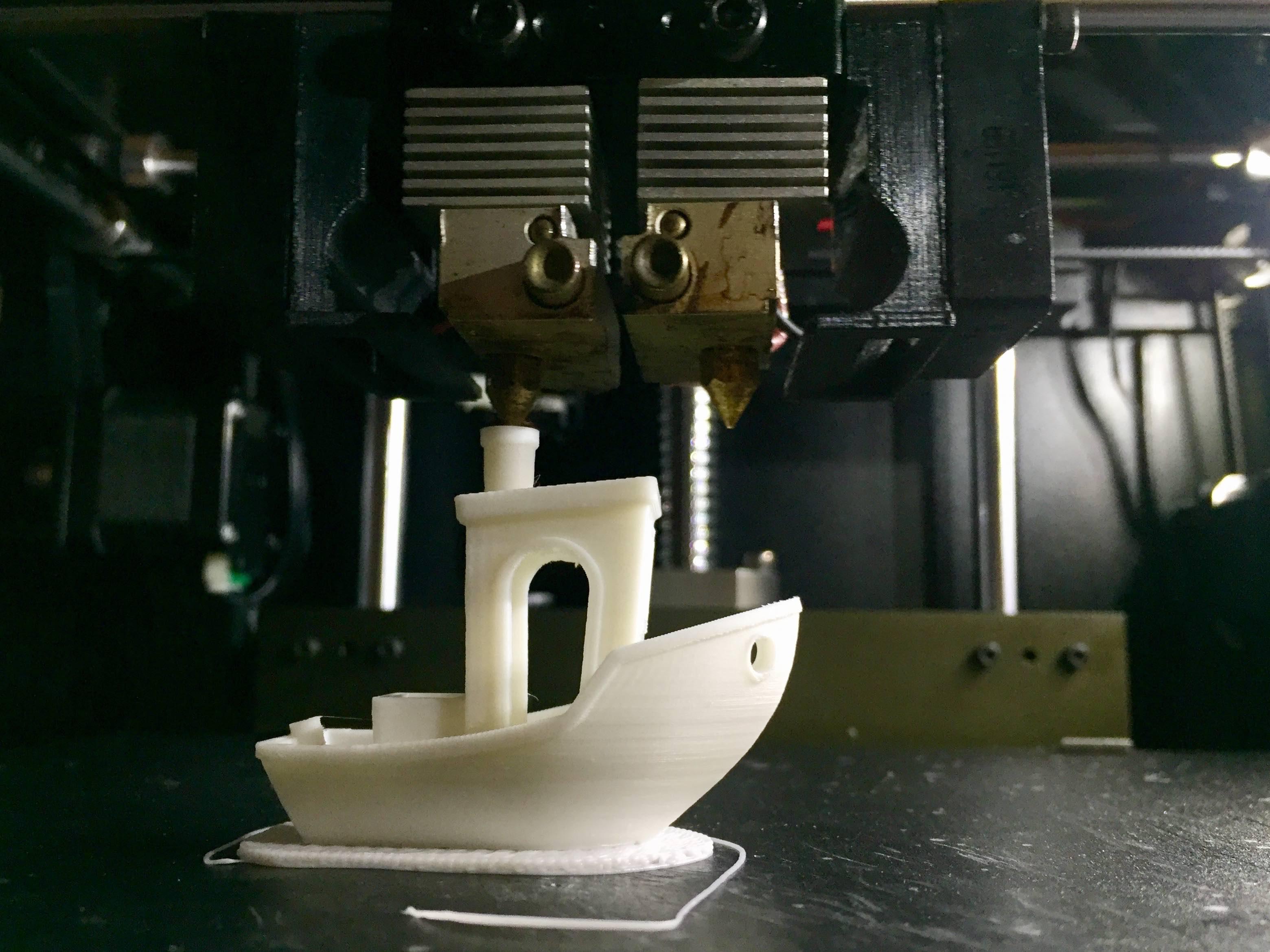 PLAX Bianco 3DBenchylarge