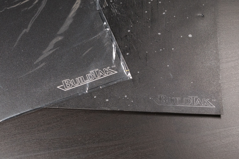 BuildTak vecchio e pellicola nuova