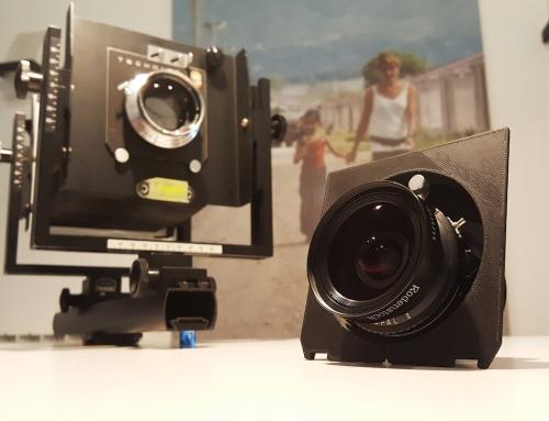 Stampa 3D e fotografia