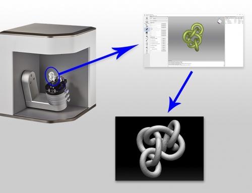 Scanner 3D Artec Micro