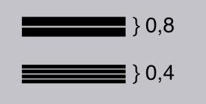 Differenza tra nozzle 0,4 e 0,8