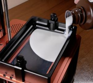 Vaschetta per resina stampa 3d